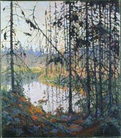 Tom Thomson, 1915, National Gallery of Canada